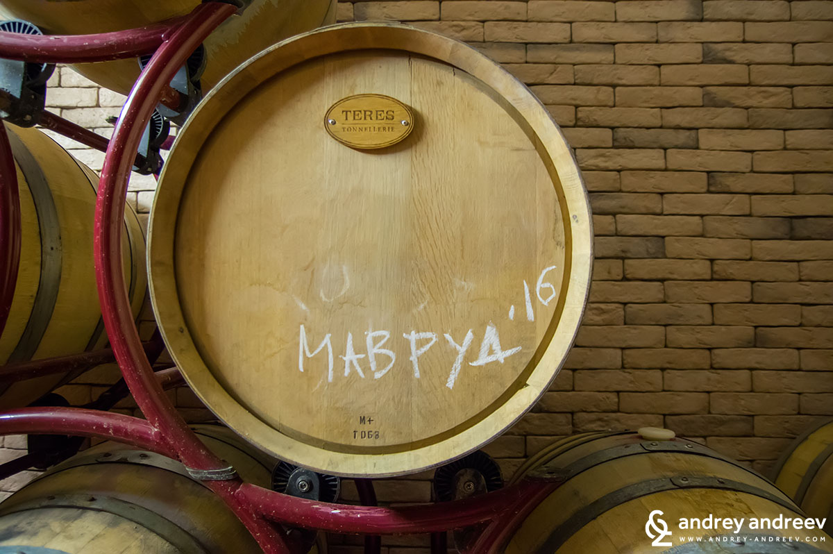 Bulgarian oak barrels Teres tonnellerie