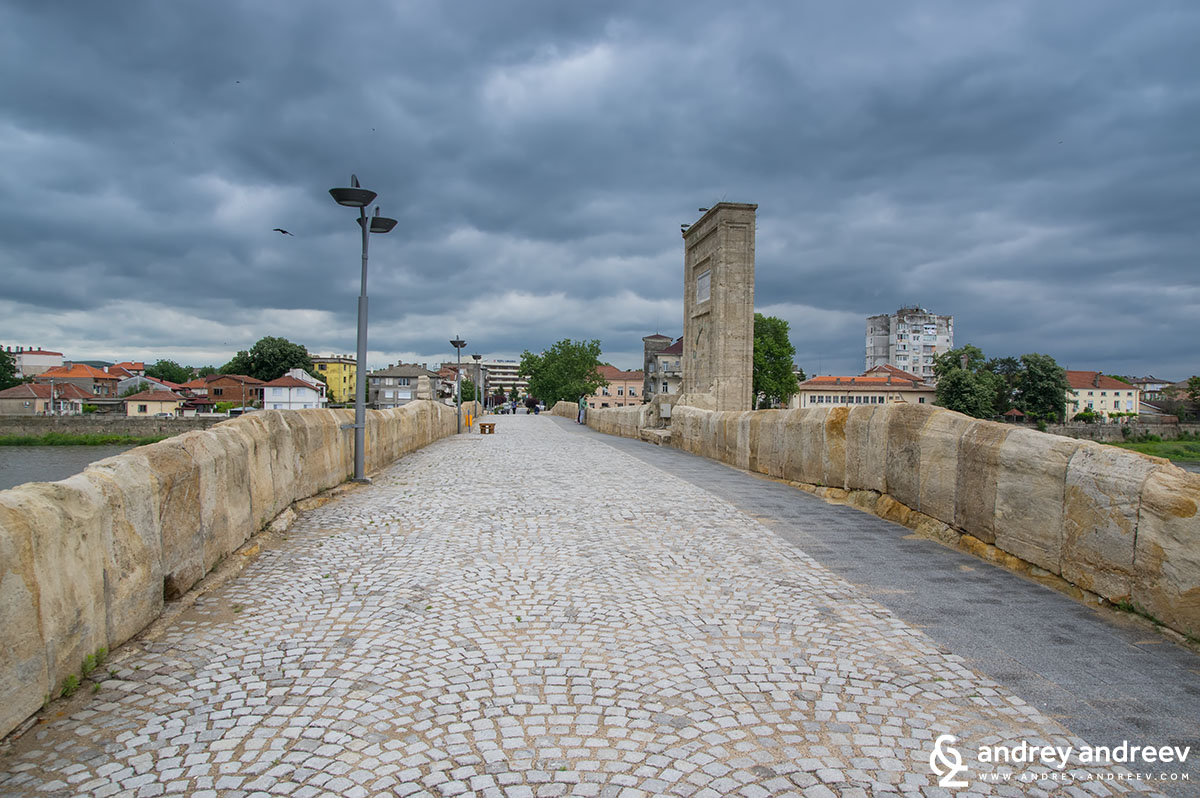 Old bridge in Svilengrad