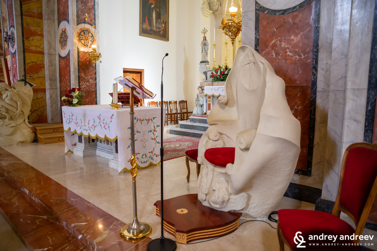 Parrocchia Presentazione Vergine Maria (Въведение на Пресвета Богородица)