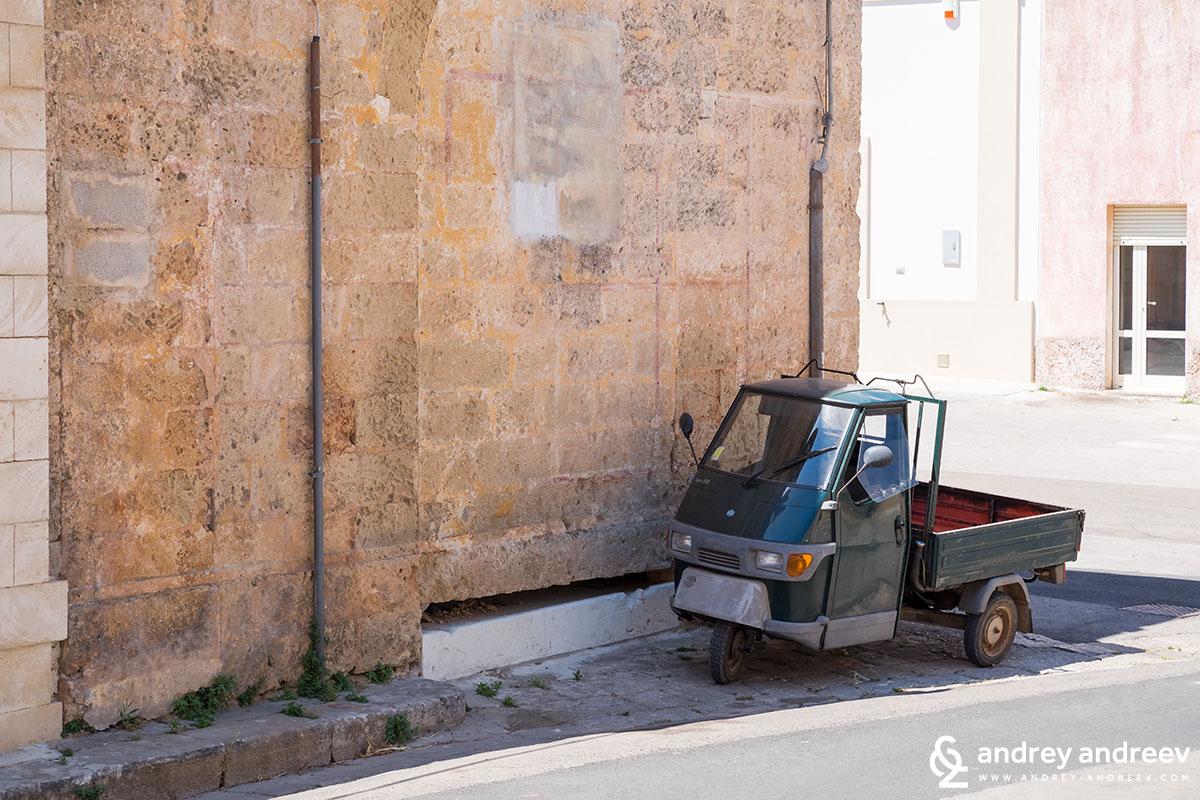 Любимото средство за придвижване в Южна Италия