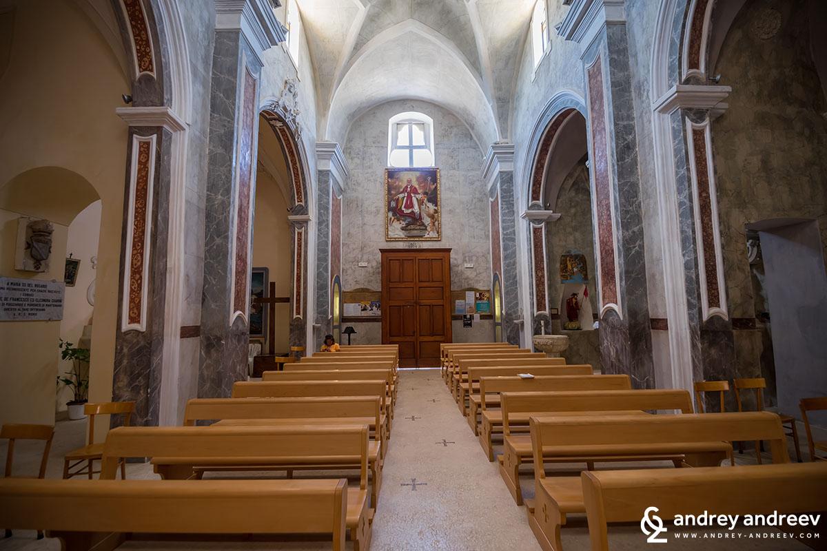 Църква Св. Хипатас в Тиджано