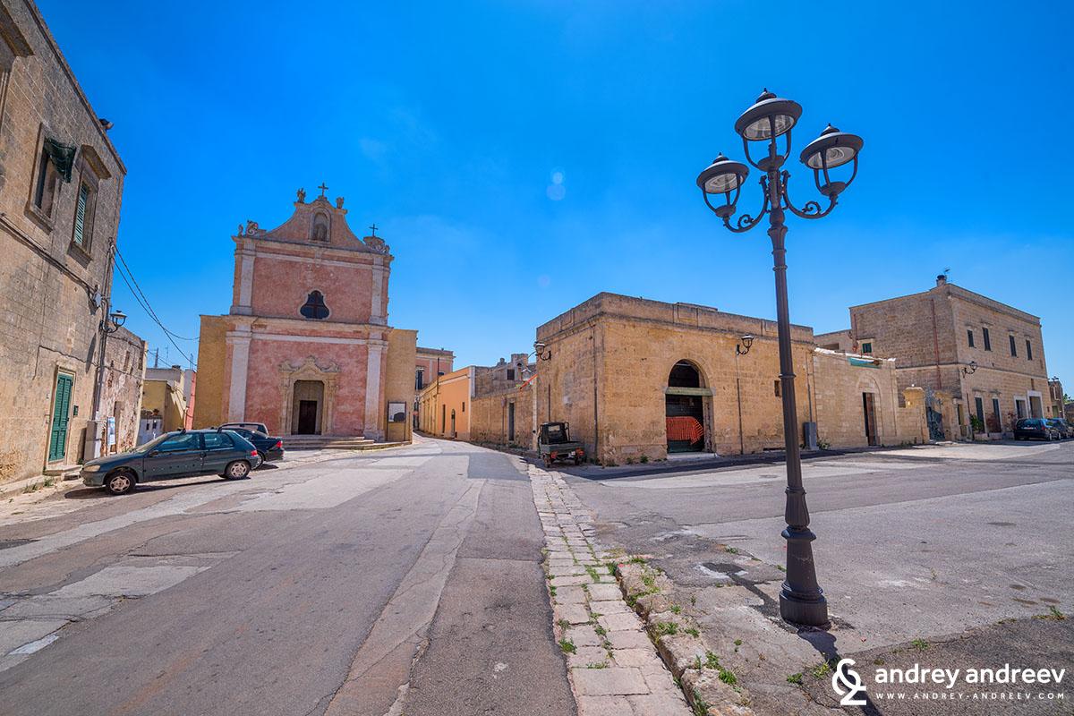 Tiggiano, Salento, Southern Italy