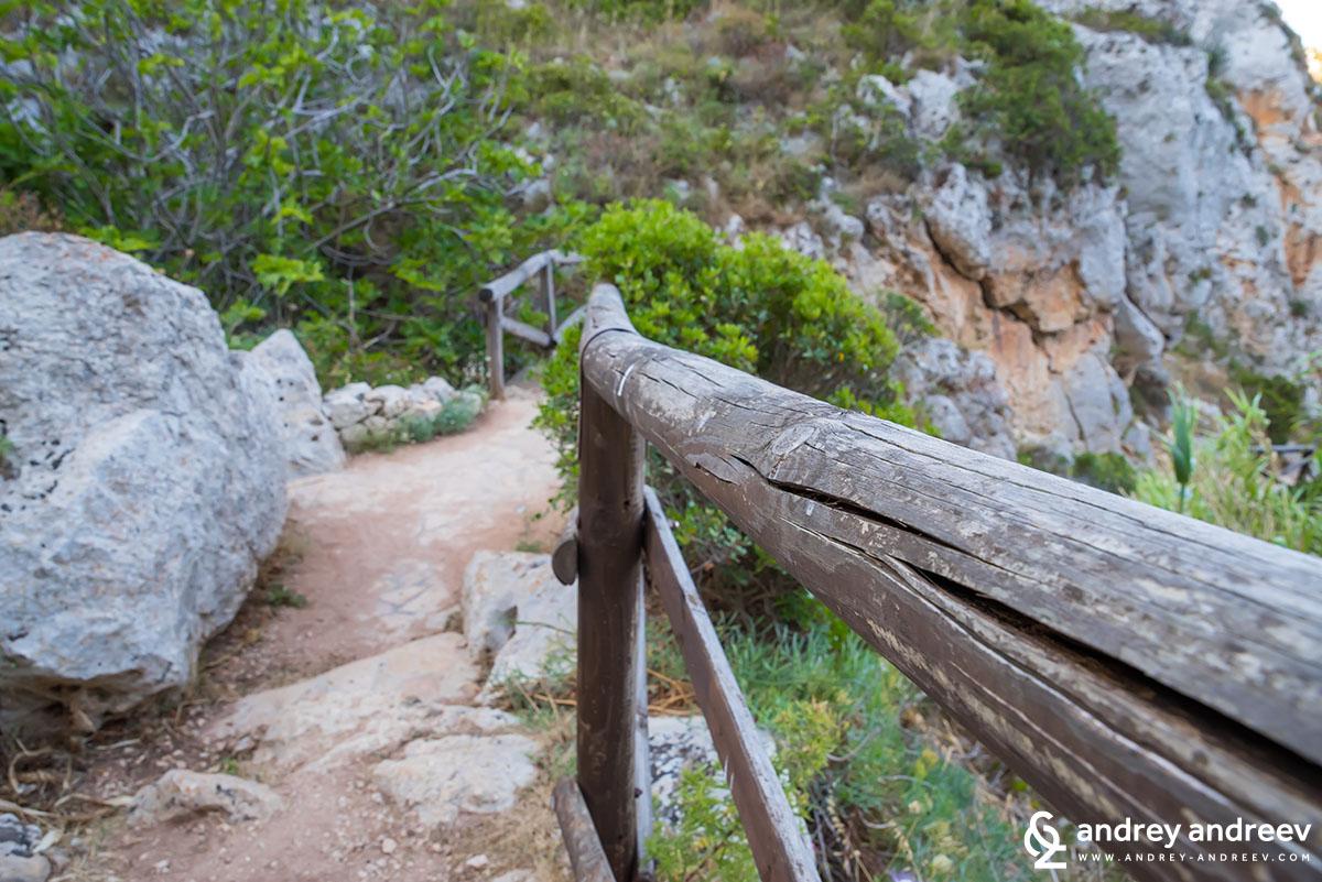 Трекинг пътеката на Чиполиане