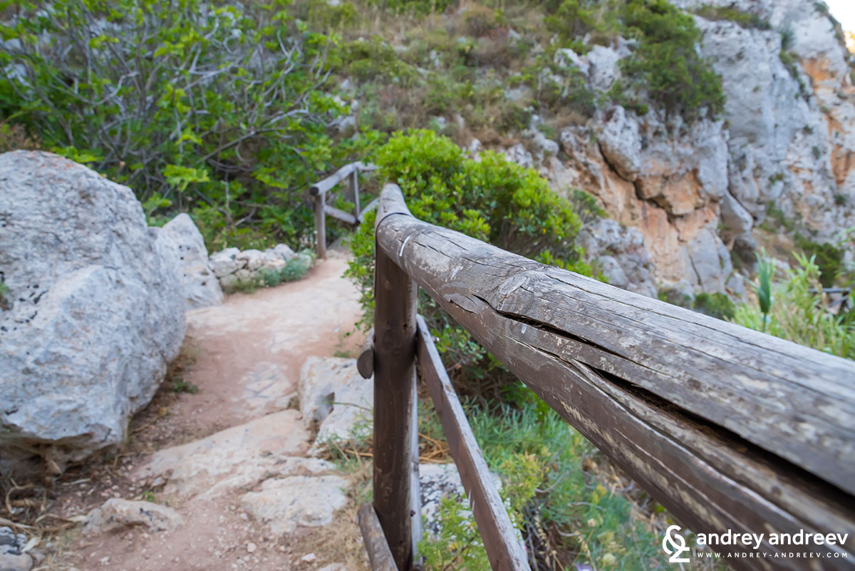 Sentiero delle Cipolliane / Cipolliane trekking path