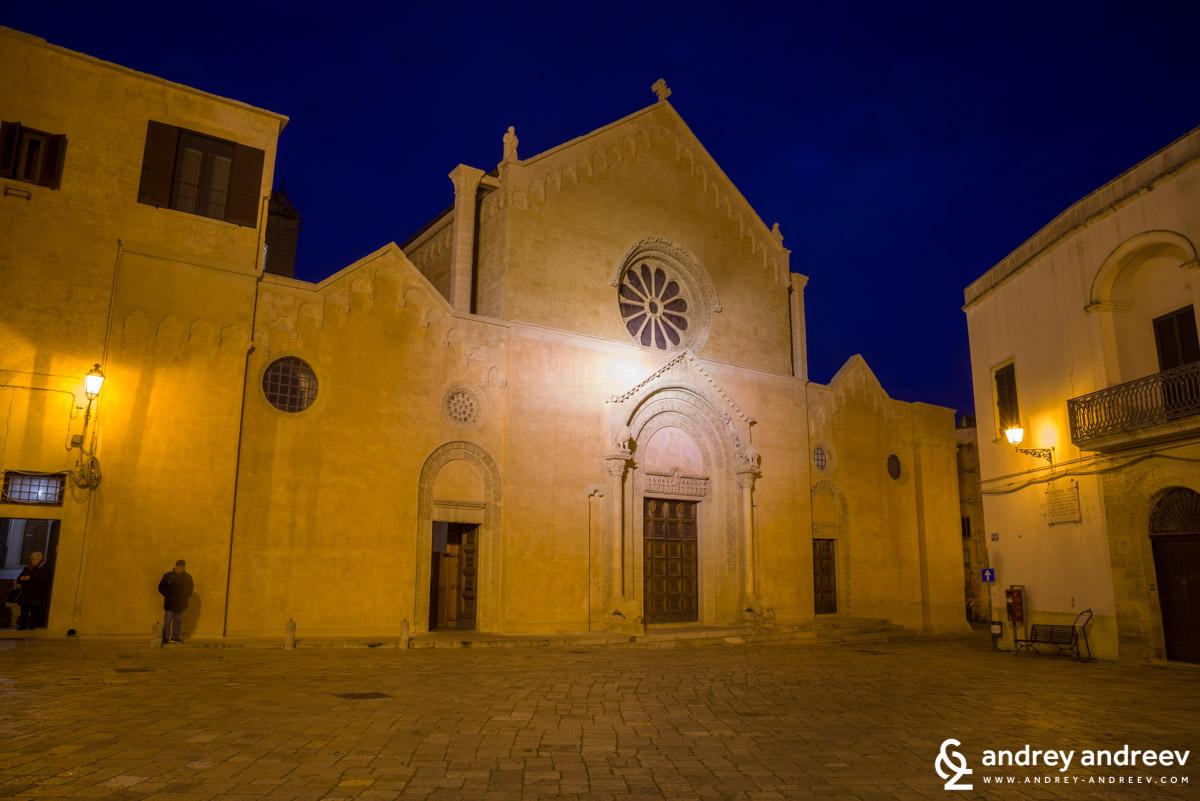 Santa Caterina d'Alessandria в Галатина