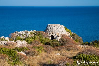 Old Pajare house in Salento, Southern Italy
