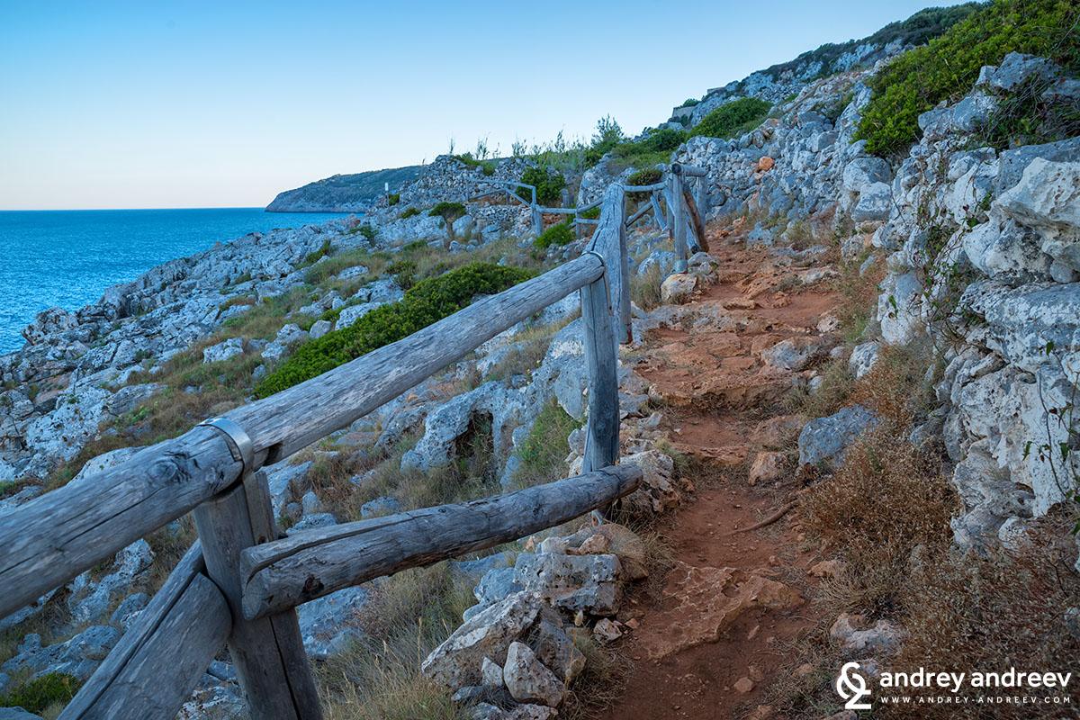 Sentiero delle Cipolliane / Трекинг пътеката на Чиполиане