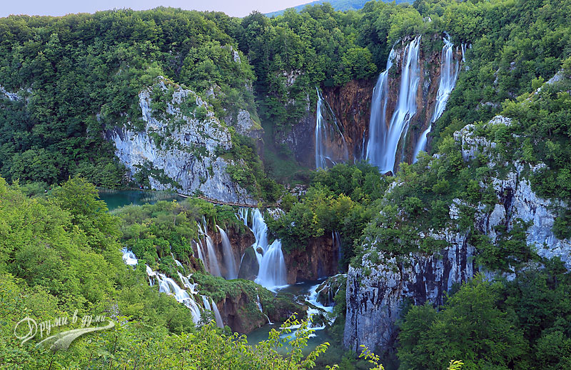 Водопадите през месец юни