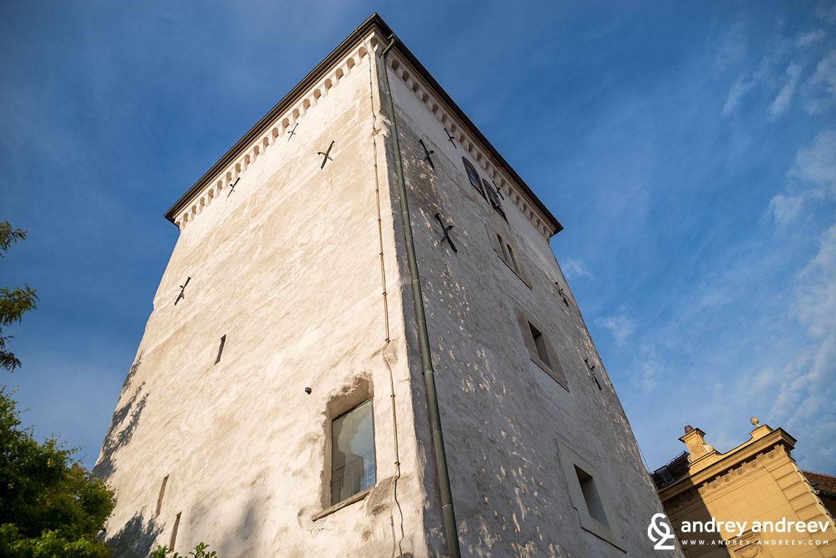 Lotrscak tower, Zagreb