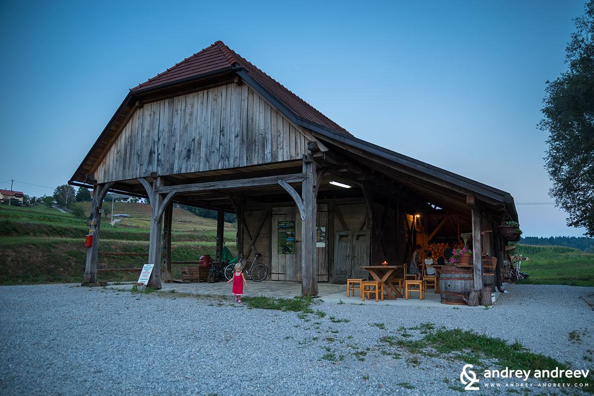 Izletniška kmetija Zupančič