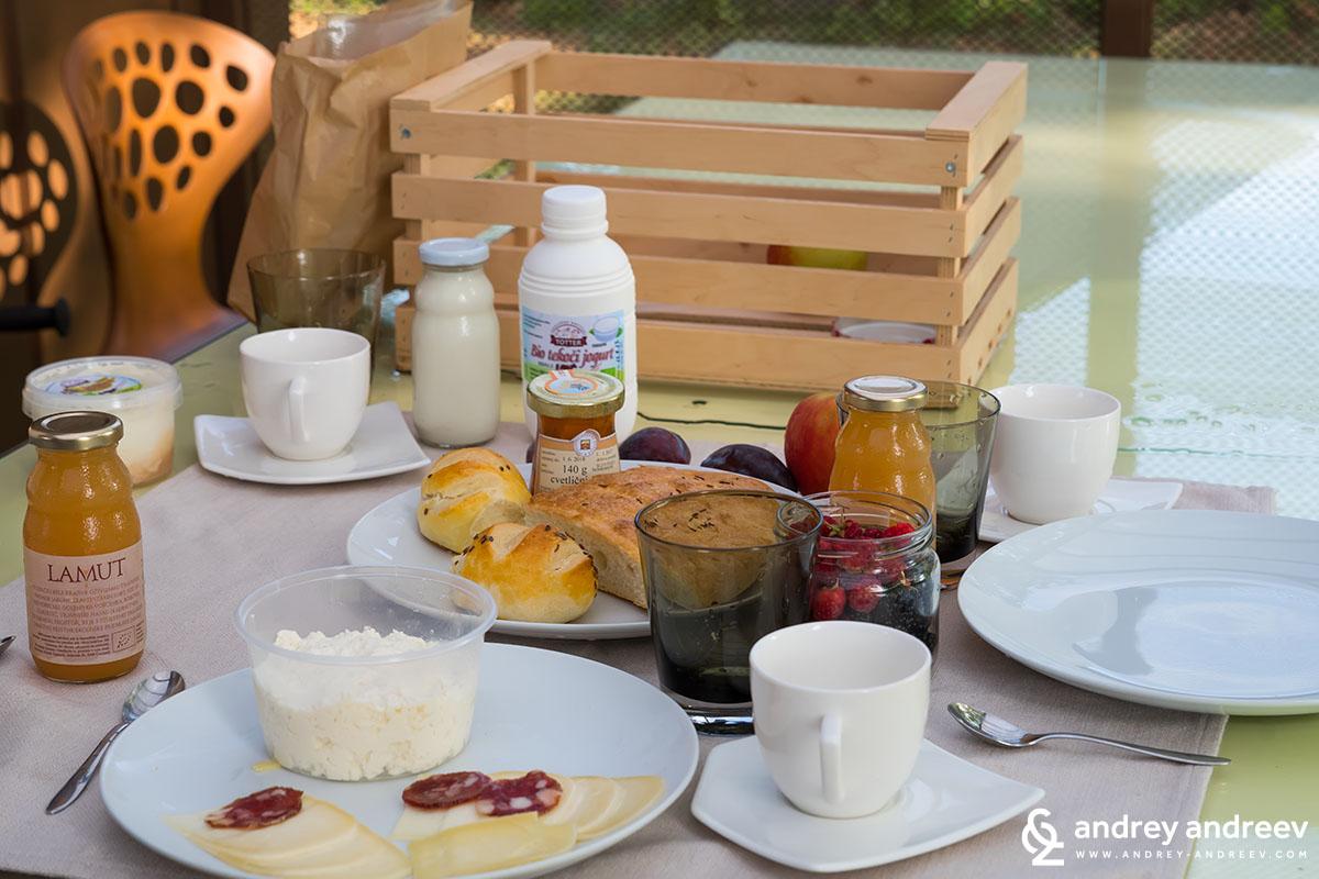 Закуска в BIG BERRY 2