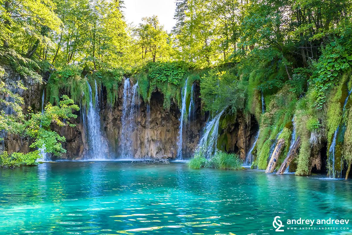 Водопади из Плитвичките езера