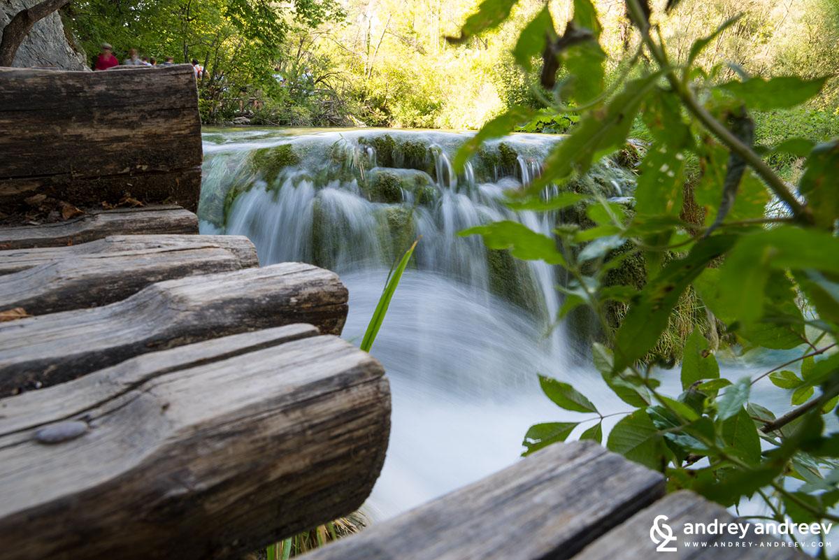 Водопад на Плитвичките езера