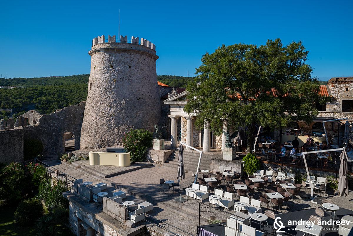 Крепостта Трсат