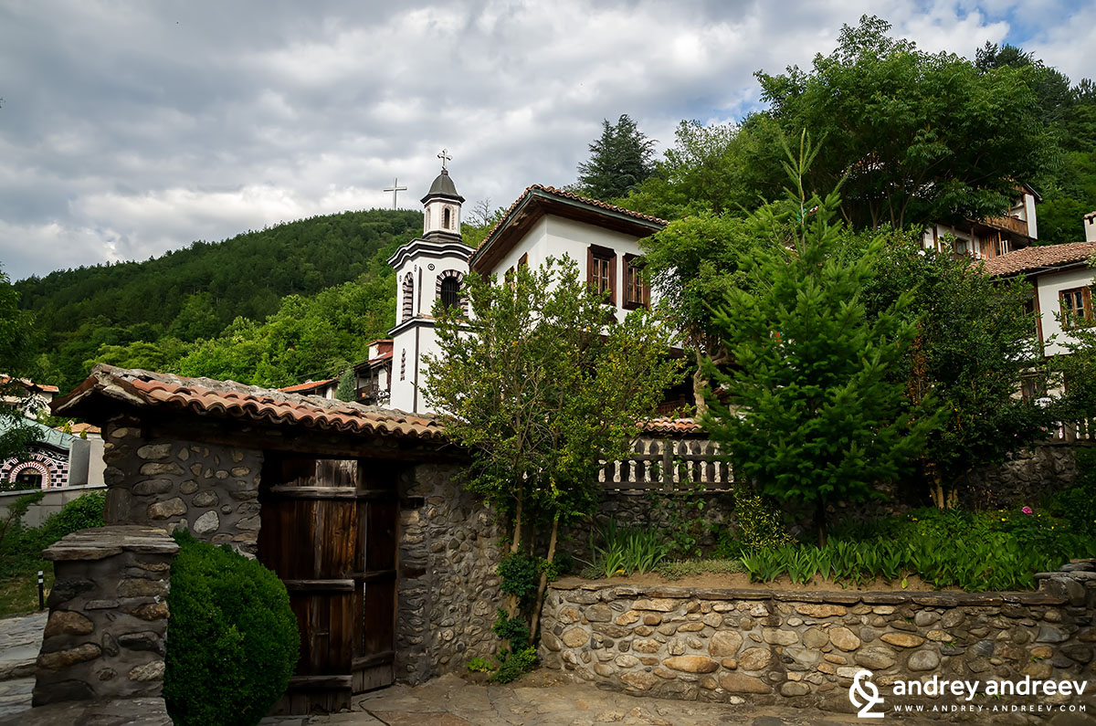 Varosha old town, Blagoevgrad, Bulgaria