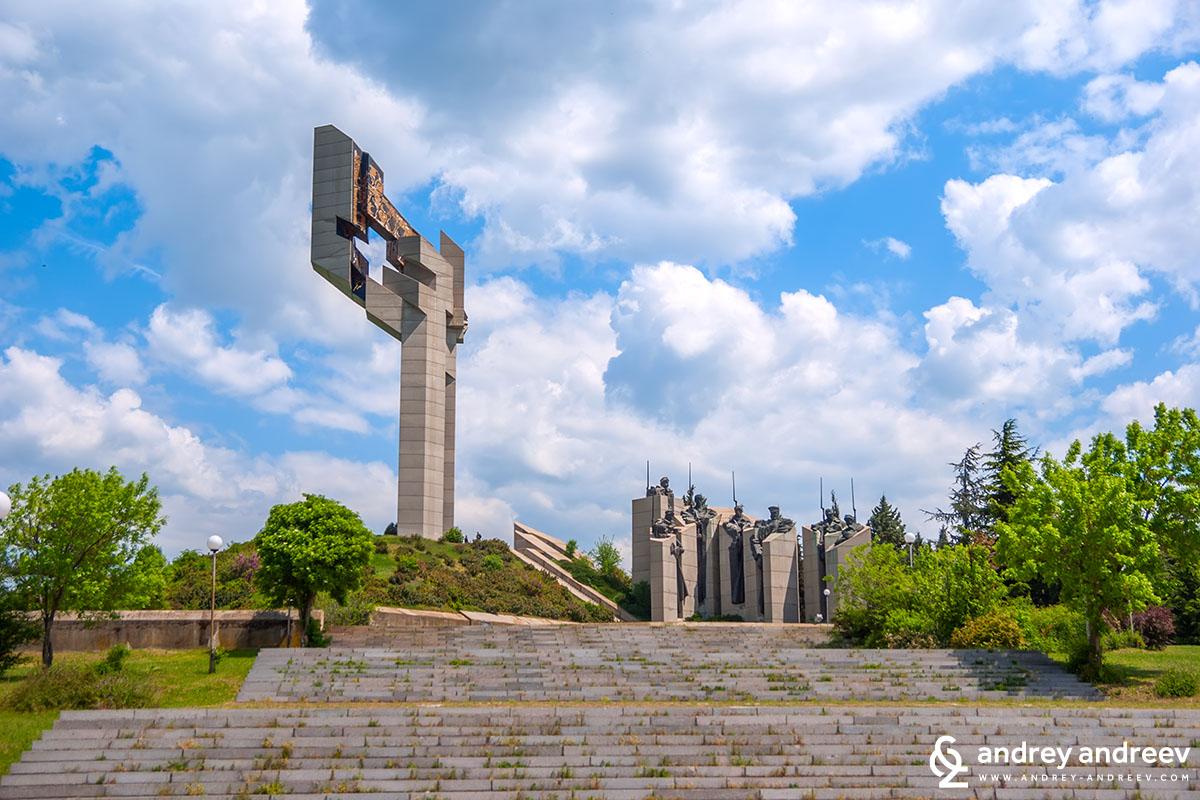 Мемориален комплекс Бранителите на Стара Загора