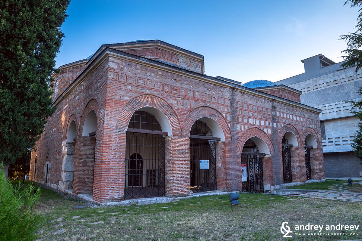 Inside the Museum of Religions, Stara Zagora
