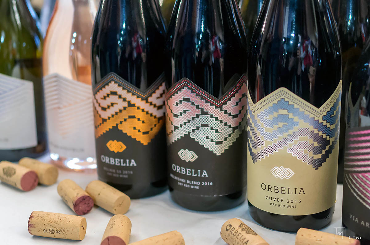 Orbelia wines - DiVino.Taste 2017