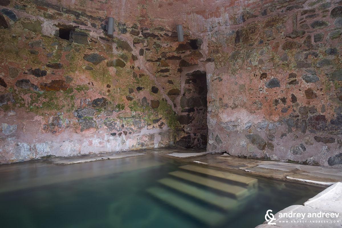 Турската баня в село Баня 3