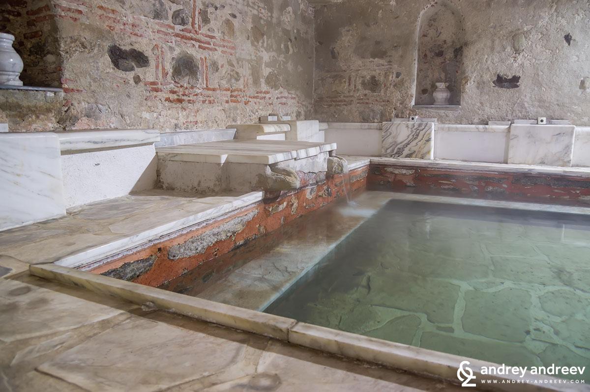 Българската баня отвътре 2 - Баня, Банско