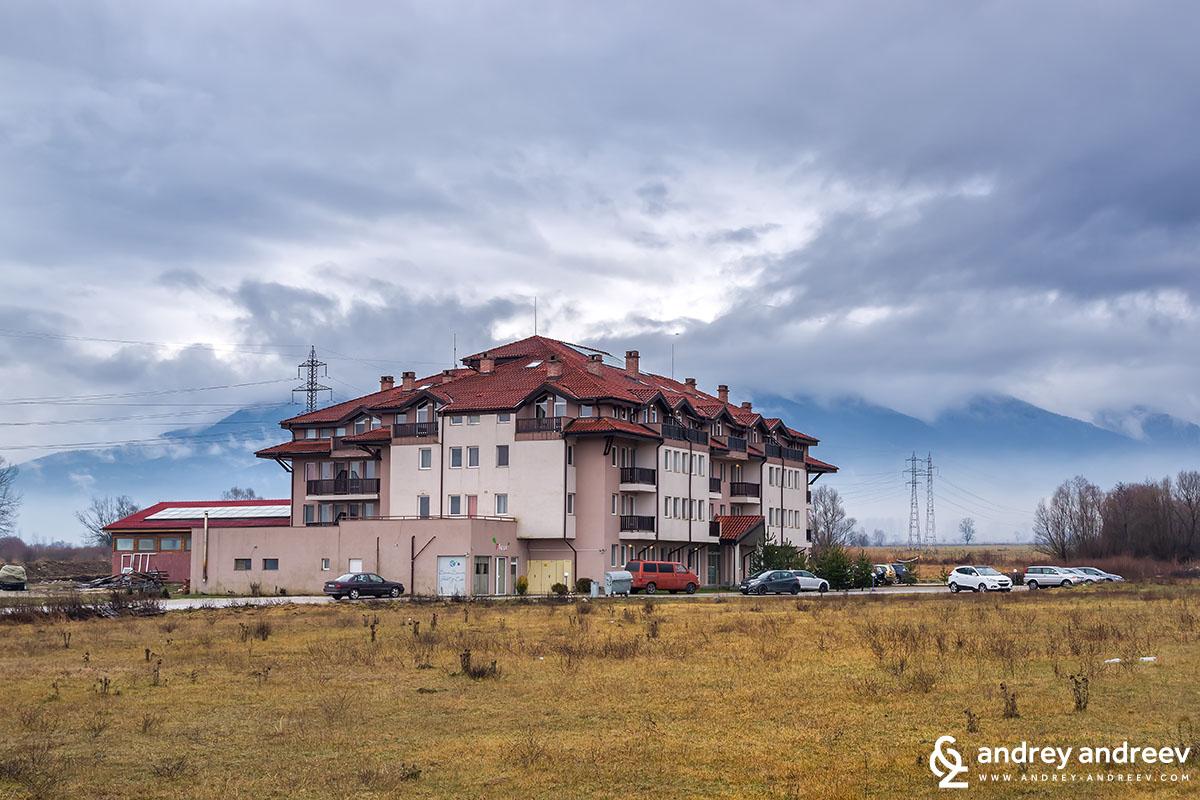 Хотел Seven Seasons Хотел Седем сезона край село Баня, Банско
