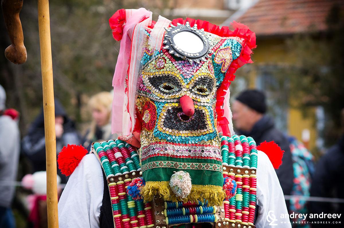 Кукери от село Челник