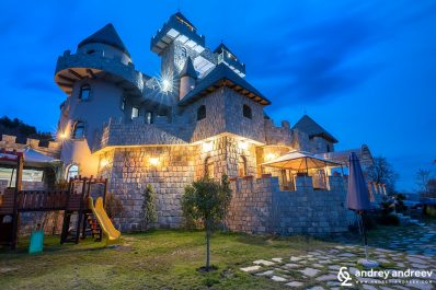 Роял Валентина касъл, хотел в Огняново, хотели в Огняново, замък в Огняново, минерален басейн в Огняново