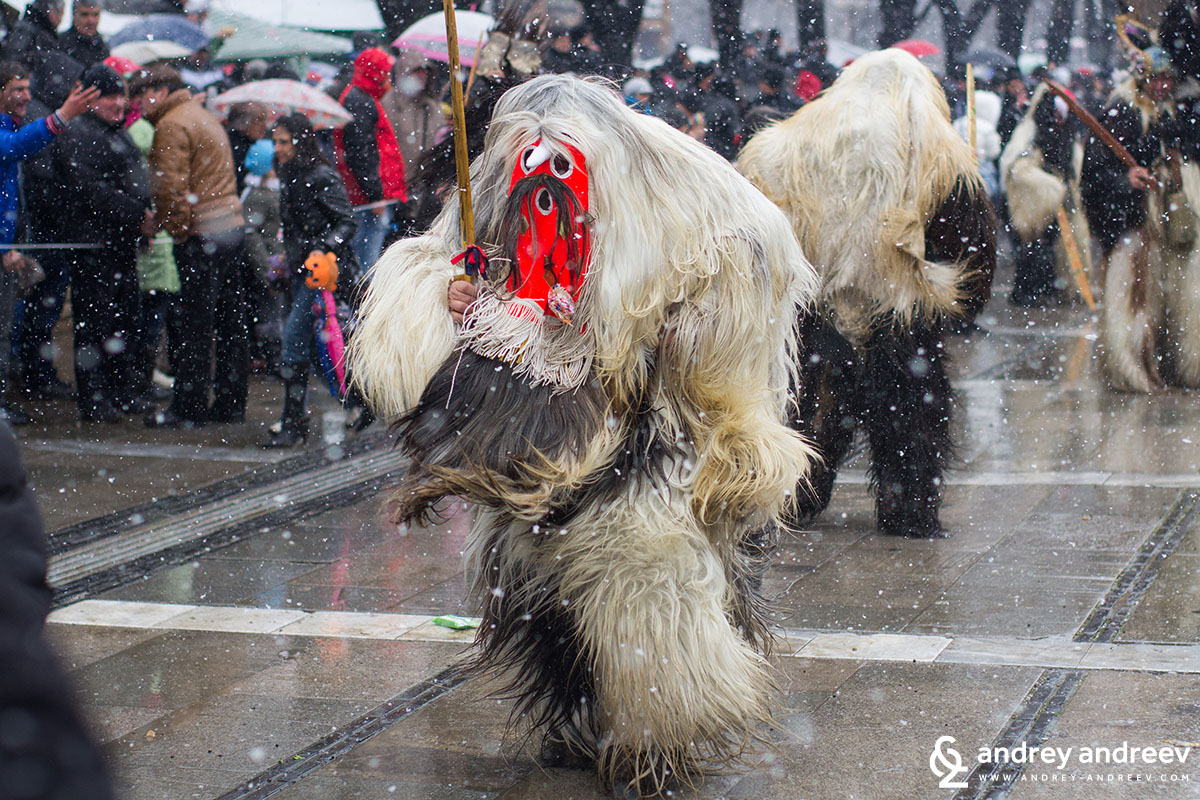Kukeri from Lesichovo