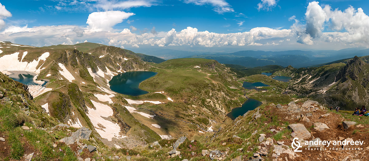 Seven Rila Lakes, Rila mountains, Bulgaria
