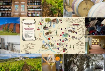 Trifon zarezan in Melnik - Melnik wineries open doors, Melnik wine tasting, Melnik wine tours, where to go for Trifon Zarezan in Bulgaria