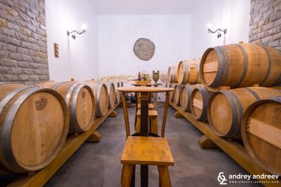 Villa Bassarea winery, Harmanli