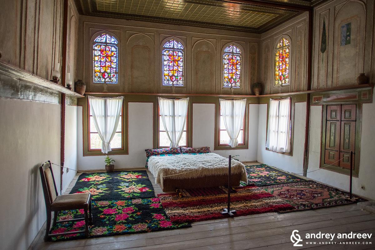 Спалнята в Кордопуловата къща
