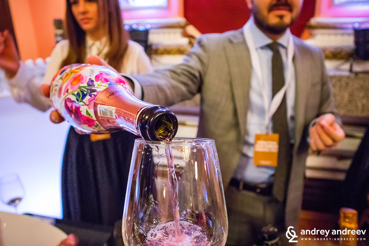 Valdo Spumanti - Winebox Portfolio Tasting 2018 Rose