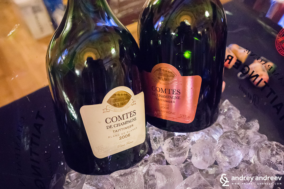 Champagne Taittinger - France - Winebox Portfolio Tasting 2018 2