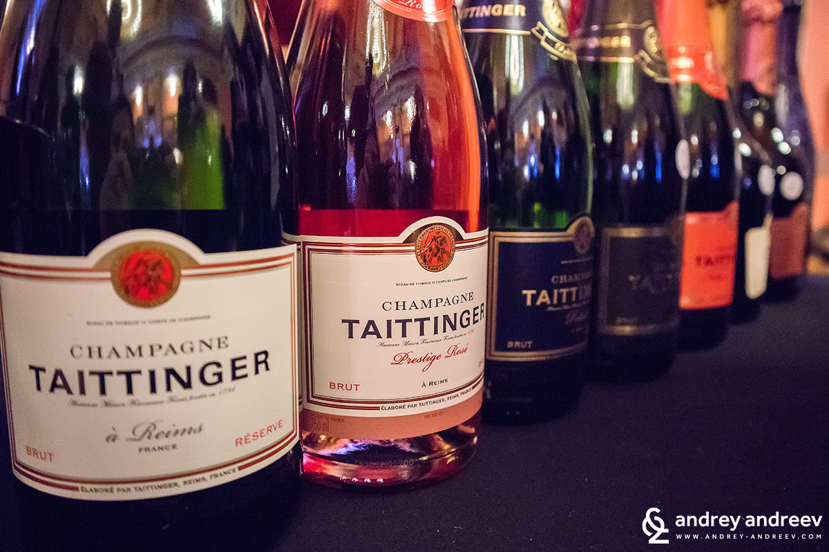 Champagne Taittinger - France - Winebox Portfolio Tasting 2018 3
