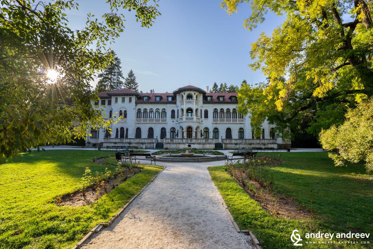 The Royal Palace Vrana