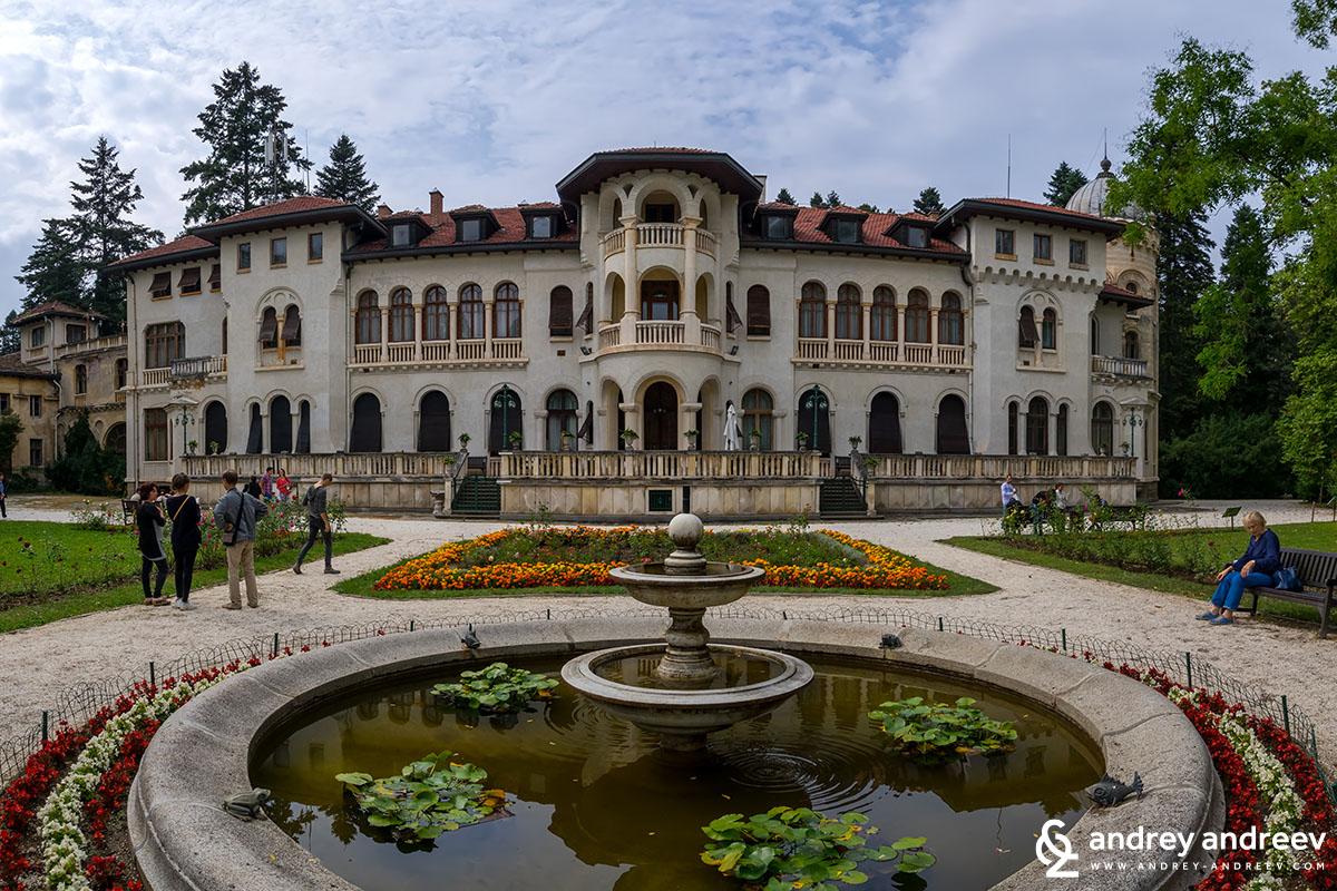 Царският дворец Врана, София