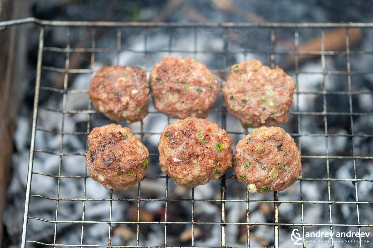 Kyufteta - Meat Balls
