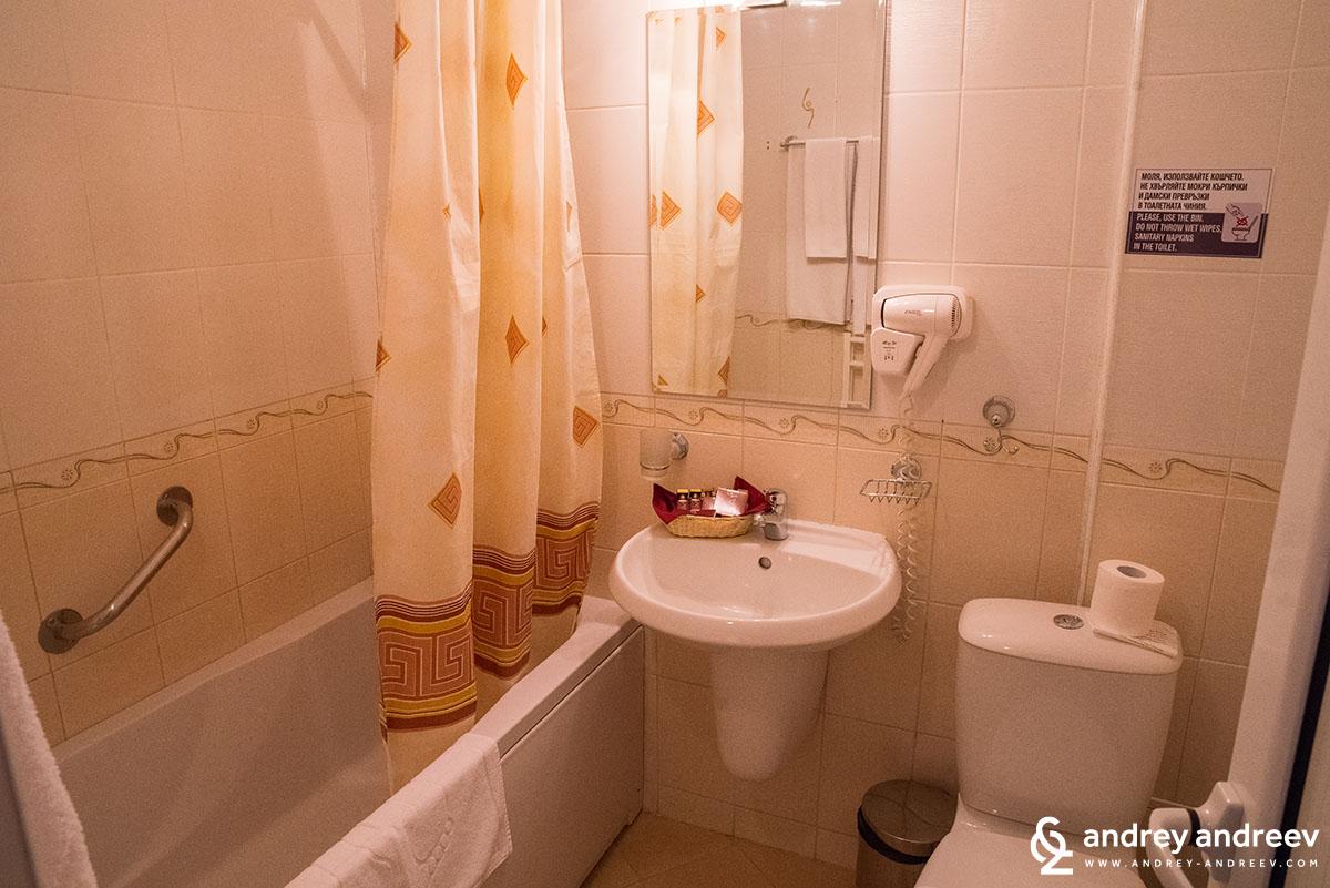 Банята, Парк Хотел Арбанаси