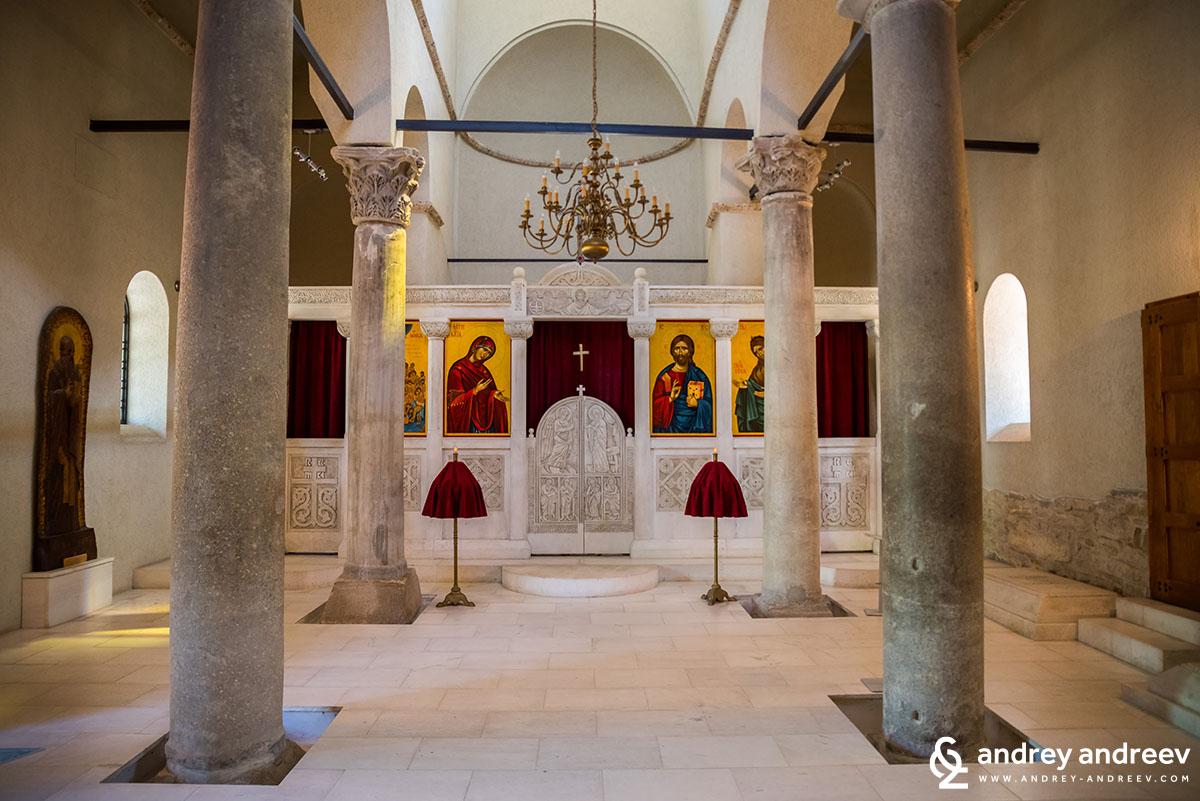 """Храмът """"Св. 40 мъченици"""""""