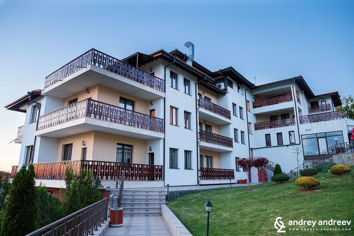 Park Hotel Arbanassi, Bulgaria