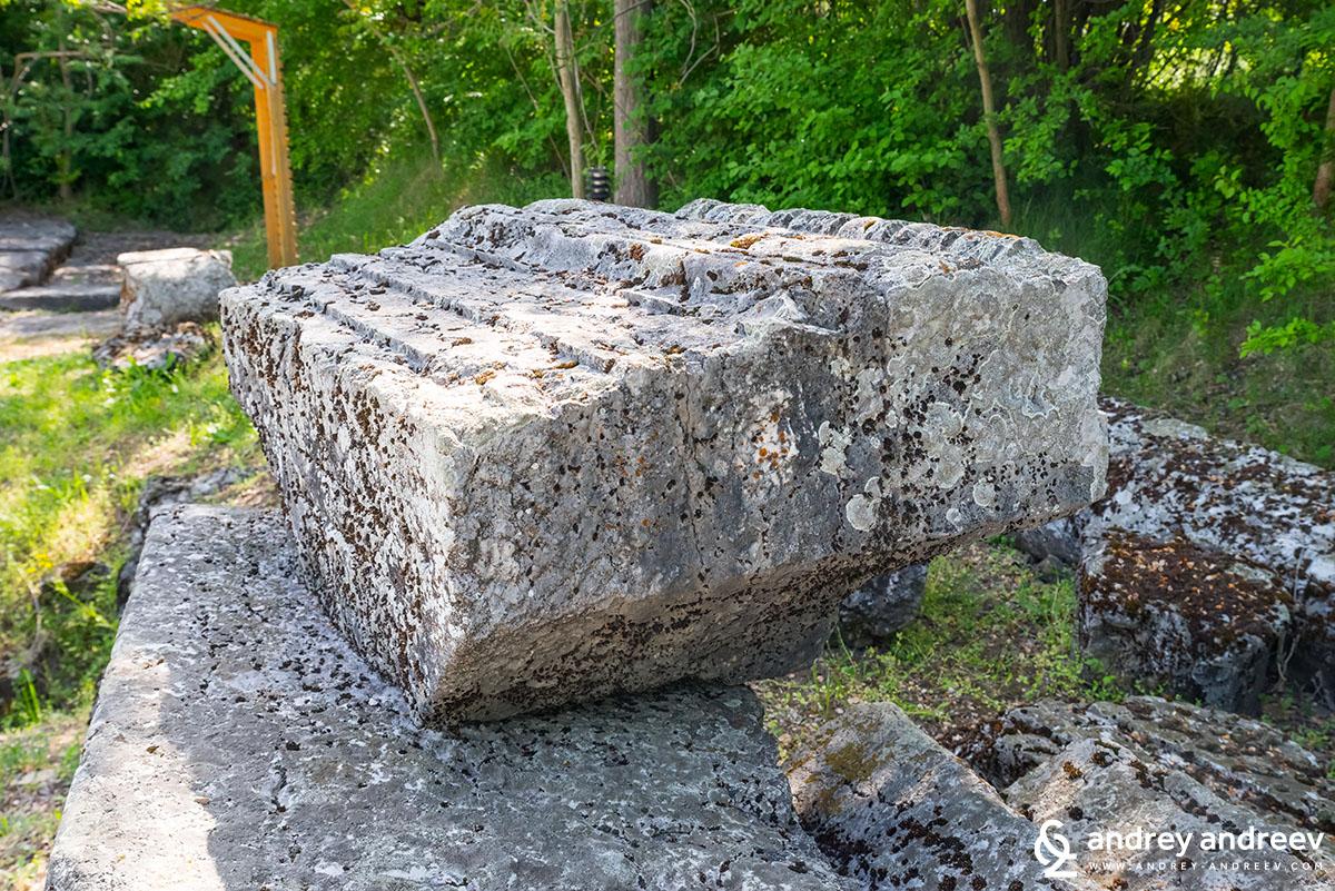 Pieces of Nicopolis ad Istrum