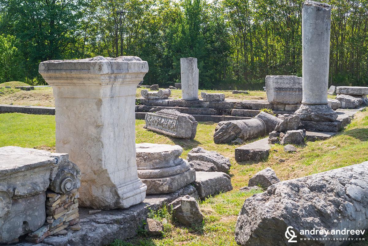 Още артефакти от римско време