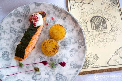 Tempero Restaurant, Sofia
