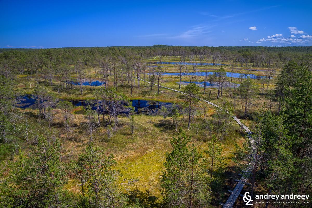 Национален парк Лахемаа, Естония