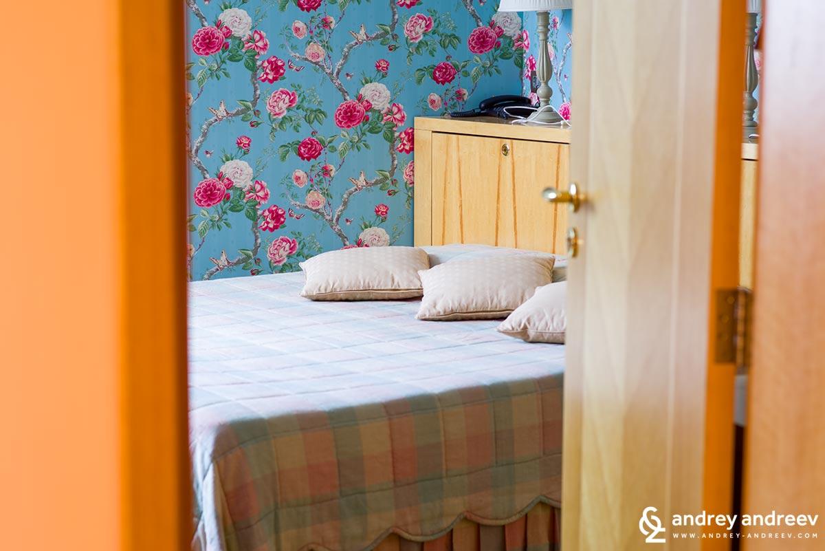 Merlot room at hotel Soli Invicto