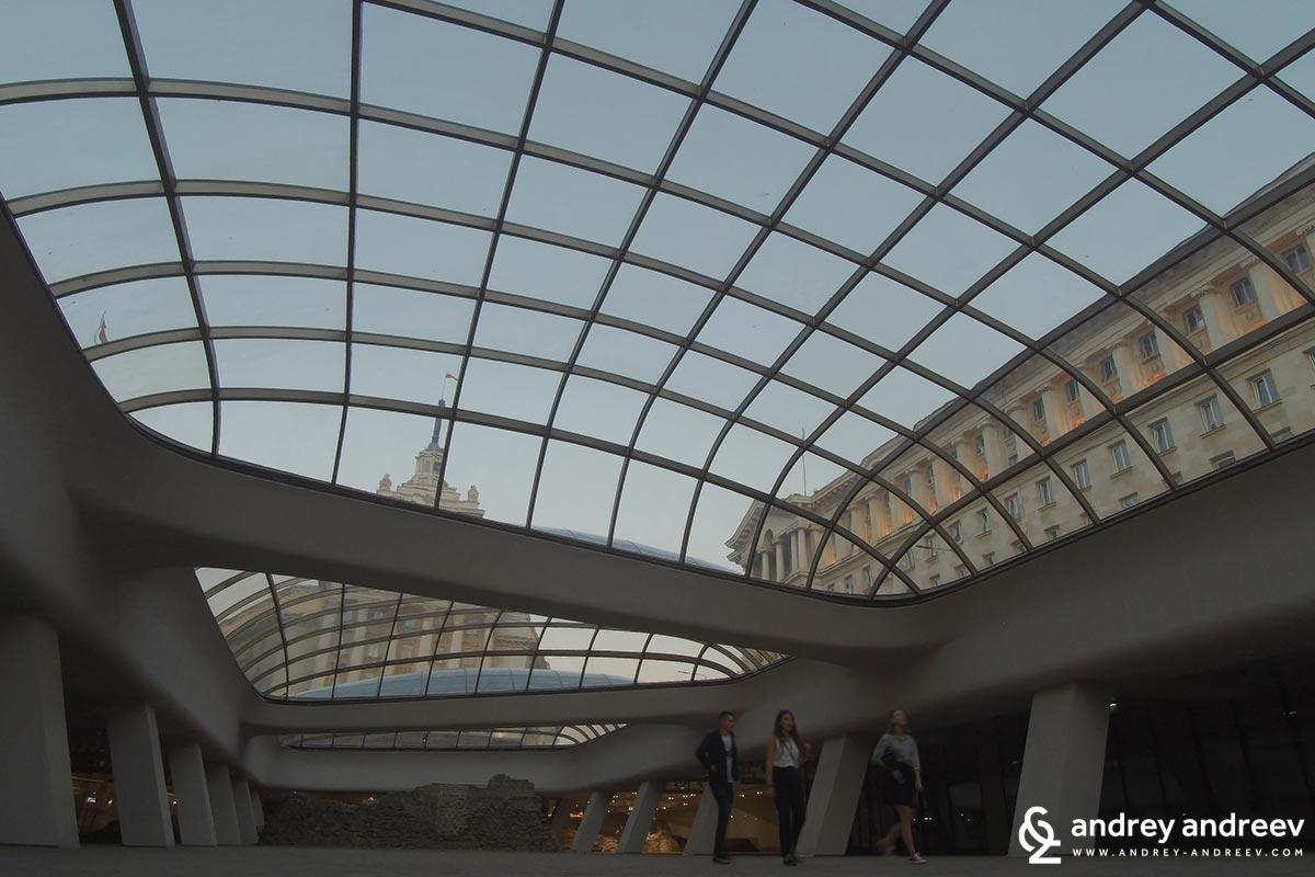 Снимка с Xiaomi Mijia в лоши условия, но от статив