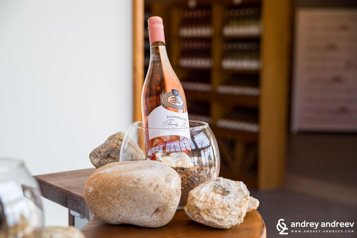 Rosapina Rose – one of our favourite wines of Zlaten Rozhen