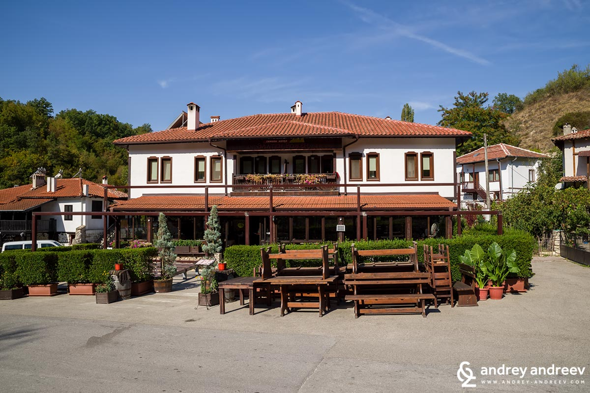 Хотел Златен Рожен Zlaten Rozhen hotel