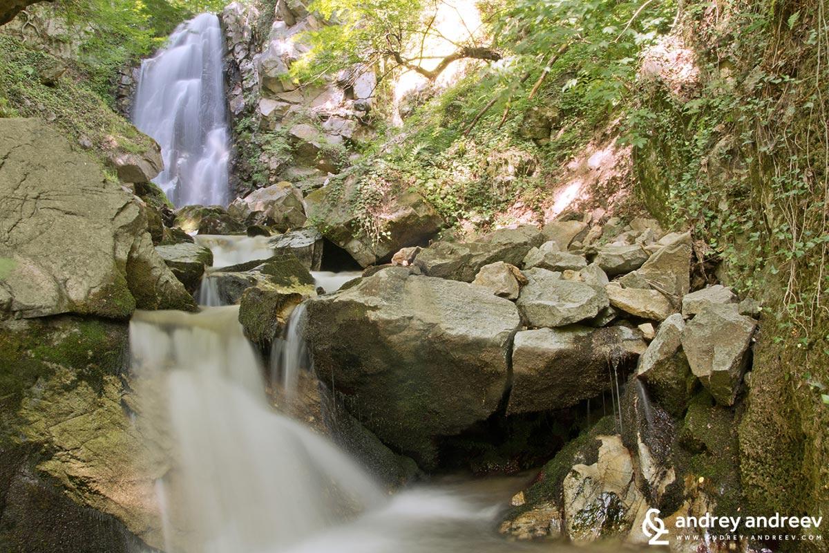 Skoko waterfall near Kashina village